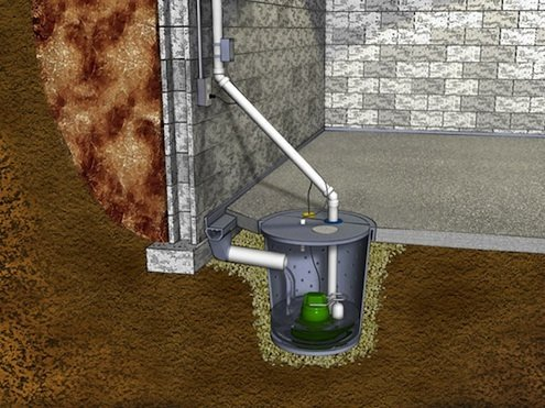 sump-pump-installation