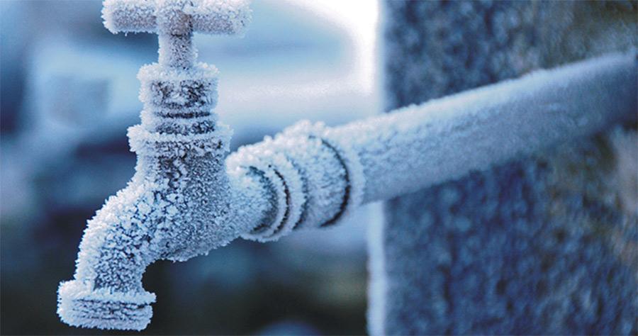 Plumbing Winterization